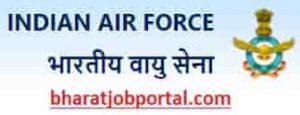Bhartiya Vayu Sena X & Y Group Bharti Online Form 2019