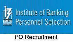IBPS CRP PO MT Recruitment
