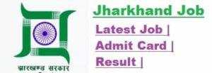 Jharkhand Job