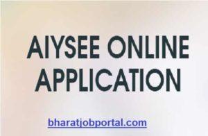 AIYSEE Online Application