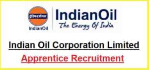 IOCL Technician Trade Apprentice Recruitment