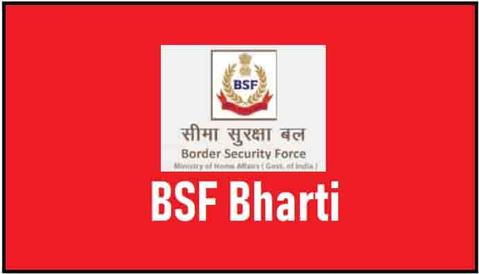BSF Bharti