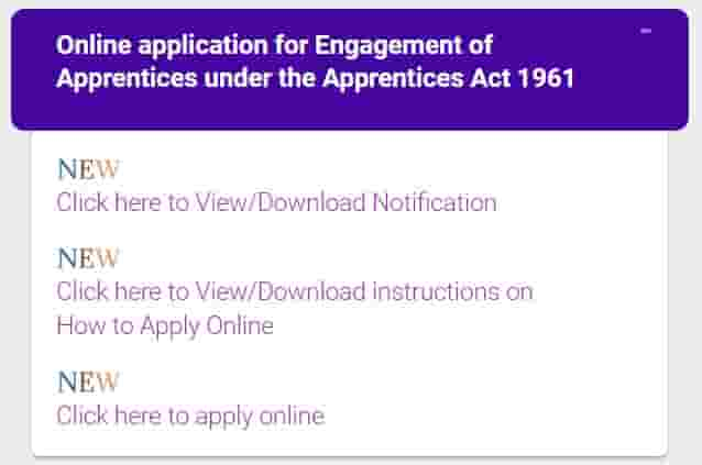 Central Railway Apprentice Online Application